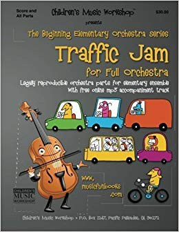Traffic Jam - Music Fun Books